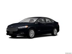 2014 Ford Fusion Hybrid SE Hybrid Sedan