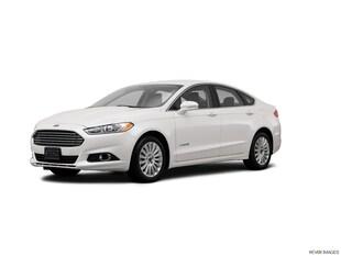 2014 Ford Fusion Hybrid Titanium Sedan