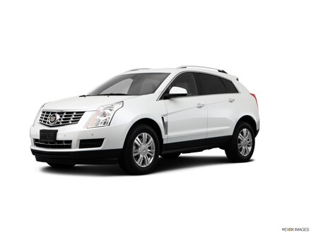 Used Featured 2014 CADILLAC SRX Luxury Collection SUV for sale in Warwick RI