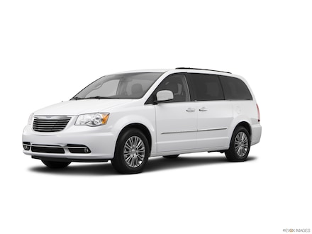2014 Chrysler Town & Country TOWN & COUNTRY TOURING ED Van