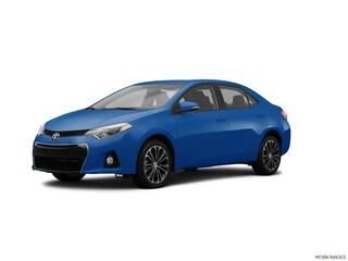 Used 2014 Toyota Corolla S Sedan For Sale in Chicago, IL