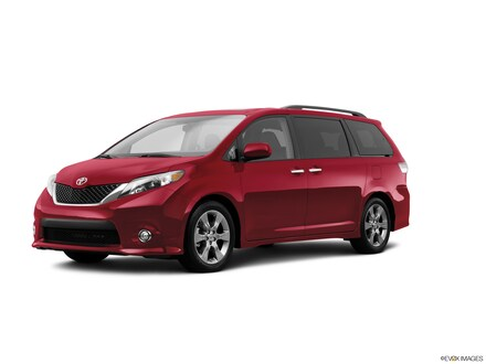2014 Toyota Sienna SE Van | For Sale in Macon & Warner Robins Areas