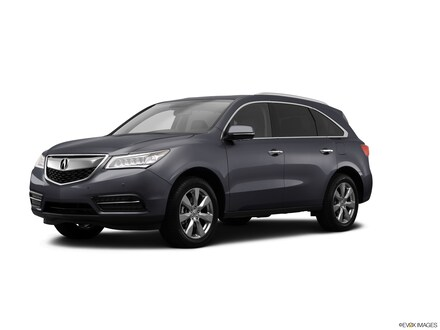 Featured Used 2014 Acura MDX 3.5L Advance Pkg w/Entertainment Pkg (A6) SUV for sale near you in Roanoke, VA