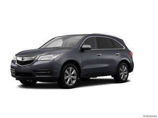 Used 2014 Acura MDX 3.5L Advance Pkg w/Entertainment Pkg (A6) SUV for sale near you in Roanoke VA