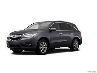 Used 2014 Acura MDX 3.5L Advance Pkg w/Entertainment Pkg (A6) SUV for sale near you in Roanoke VA