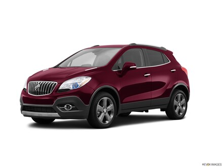 2014 Buick Encore FWD 4dr Leather Sport Utility