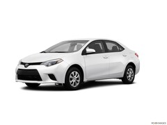 Used 2014 Toyota Corolla Sedan in Portsmouth, NH