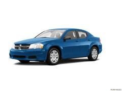 Used 2014 Dodge Avenger SE Sedan For Sale Under $10,000 in Winnsboro, SC