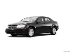 2014 Dodge Avenger 4dr Sdn SE Car For Sale in Westport, MA
