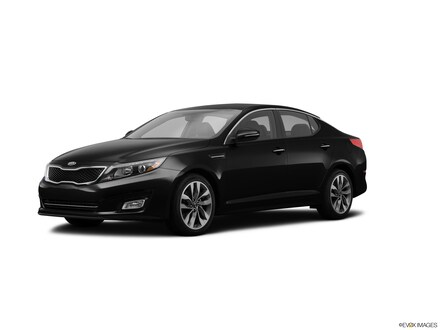 2014 Kia Optima SX Turbo Sedan