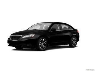 2014 Chrysler 200 LX Sedan