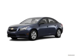 Used 2014 Chevrolet Cruze LS Sedan For Sale in Cortland