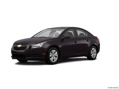 Bargain Used 2014 Chevrolet Cruze LS Auto Sedan Riverdale