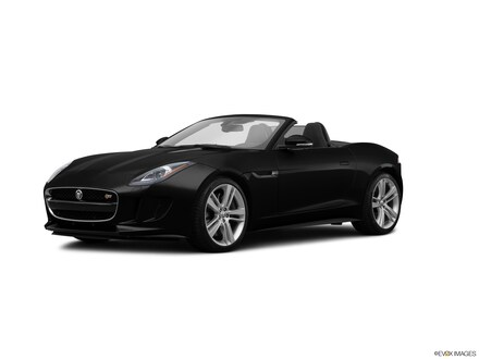 Featured pre-owned 2014 Jaguar F-TYPE V8 S Convertible for sale in Huntsvile, AL