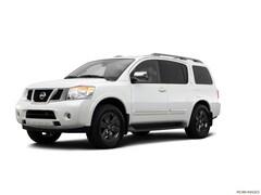 2014 Nissan Armada Platinum SUV