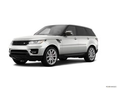 Used 2014 Land Rover Range Rover Sport 3.0L V6 Supercharged HSE SUV for sale in Birmingham, AL
