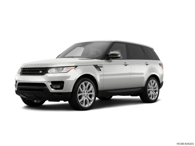 Used 2014 Land Rover Range Rover Sport 3.0L V6 Supercharged HSE SUV for sale in Irondale, AL