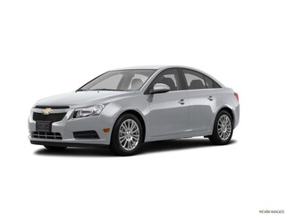 Certified Pre-Owned 2014 Chevrolet Cruze ECO Auto Sedan for Sale in Escanaba, MI