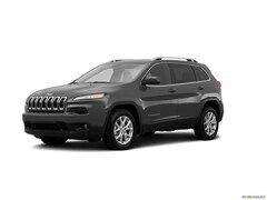 Used 2014 Jeep Cherokee Latitude SUV near Stearling, IL