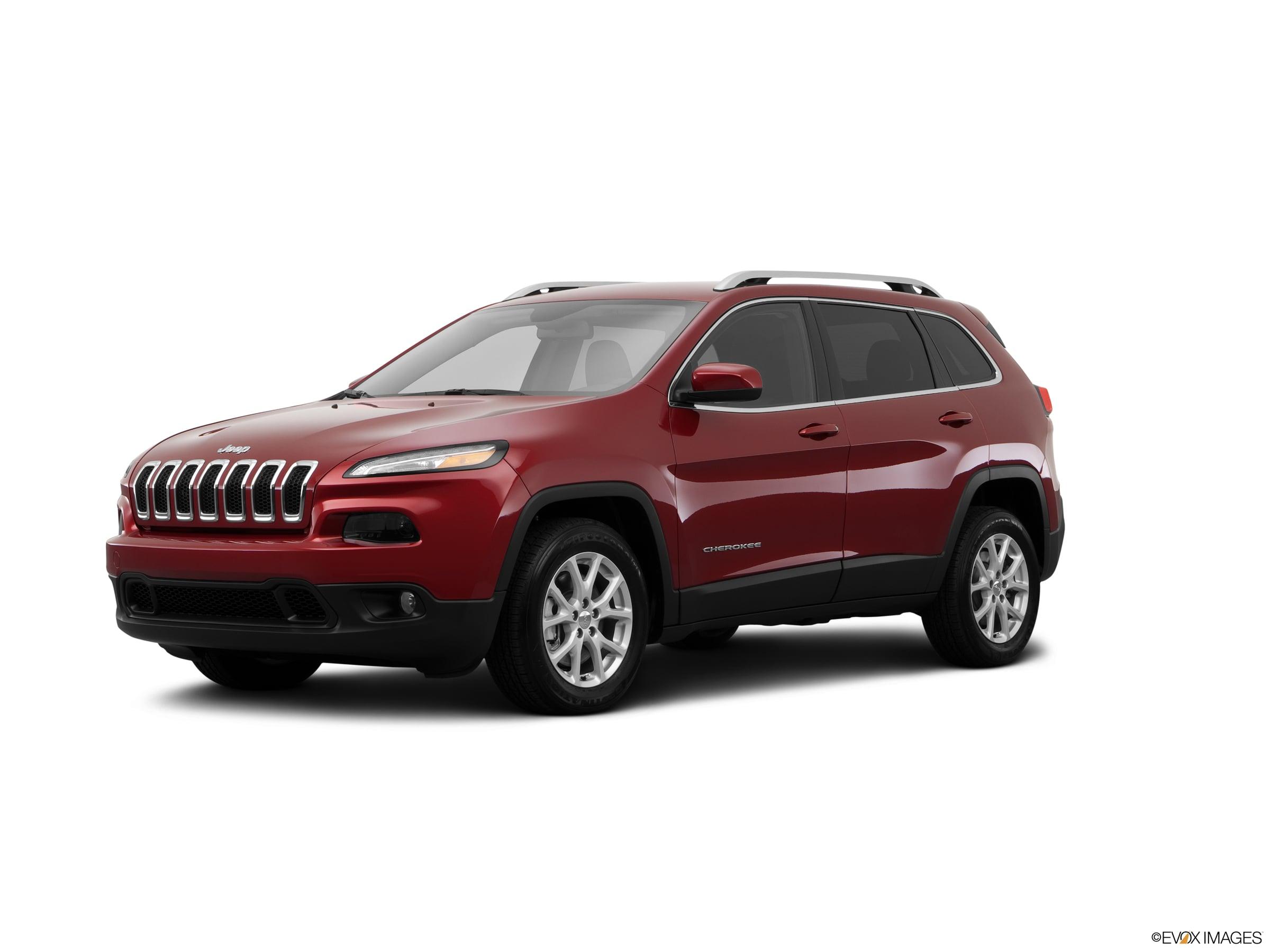 2014 Jeep Cherokee 4WD Latitude