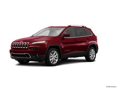 2014 Jeep Cherokee Limited FWD SUV Front-wheel Drive