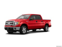 2014 Ford F-150 XLT 4x4 SuperCrew Cab Styleside 5.5 ft. box 145 in