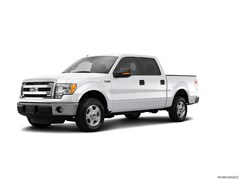 2014 Ford F-150 4WD Supercrew 145 Limited Crew Cab Pickup