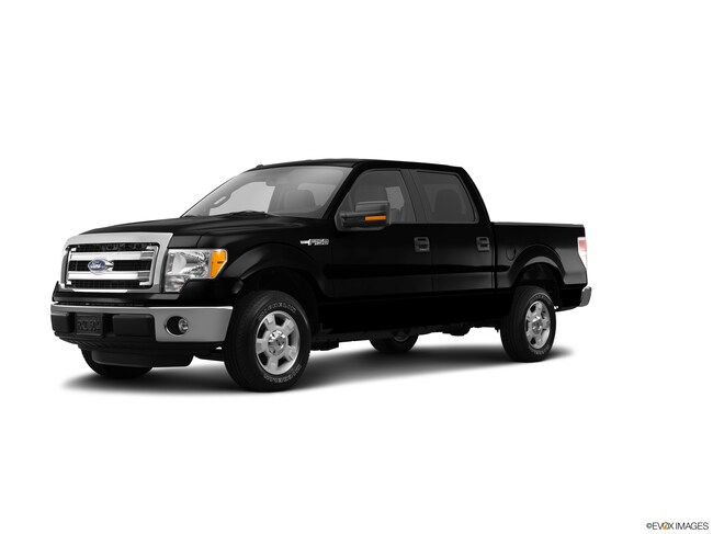 2014 Ford F-150 Limited Truck SuperCrew Cab