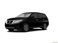 Used 2014 Nissan Pathfinder SV SUV for sale in Utica, NY