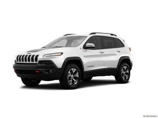 Used 2014 Jeep Cherokee 4WD 4dr Trailhawk Sport Utility Grants Pass, OR