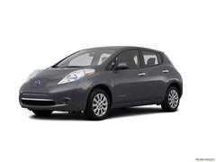 Used 2014 Nissan Leaf SV Hatchback For Sale in Logan, UT