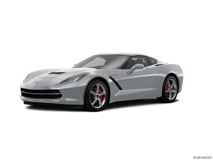 2014 Chevrolet Corvette Stingray Base Coupe