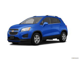 New 2015 Chevrolet Trax LT SUV for sale in Urbana, OH