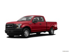 2015 Ford F-150 2WD Supercab 145 XLT Extended Cab Pickup