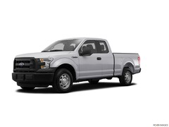 2015 Ford F-150 Extended Cab Short Bed Truck 4x4