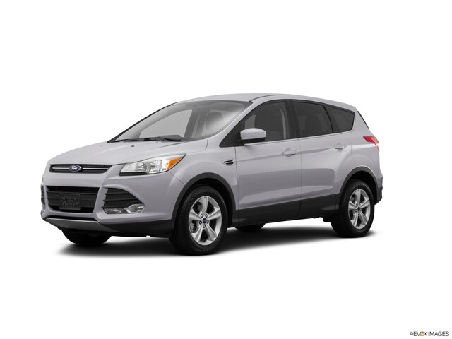 Used 2015 Ford Escape SE SUV for sale in Houston
