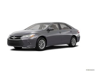 Used 2015 Toyota Camry Sedan For Sale in Hobbs, NM