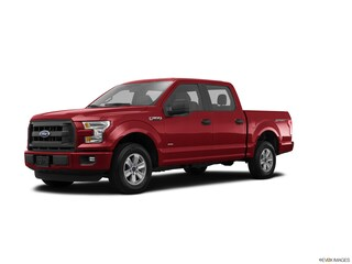 Used Trucks 2015 Ford F-150 2WD Supercrew 145 XLT Truck SuperCrew Cab in Reno, NV