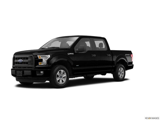 Used 2015 Ford F-150 XLT Truck SuperCrew Cab for sale in Houston