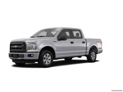 2015 Ford F-150 Crew Cab Short Bed Truck