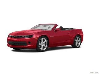 Used 2015 Chevrolet Camaro LT w/1LT Convertible for Sale near Levittown, PA, at Burns Auto Group