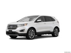 Used 2015 Ford Edge Titanium SUV For Sale in Bloomington, MN