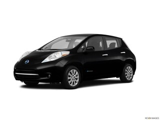 Used 2015 Nissan LEAF S Hatchback for sale near you in Corona, CA