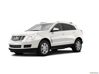 Used 2015 CADILLAC SRX Luxury Collection SUV TFS574782 for sale near Houston