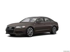 2015 Audi A6 3.0T Premium Plus Sedan V6 Turbocharged DOHC 24V ULEV II 310hp 3L 8-Speed Automatic with Tiptronic A45994