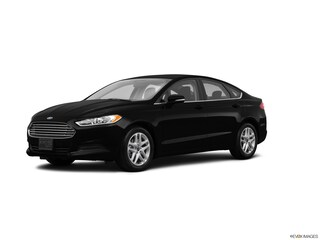 Affordable Used  2015 Ford Fusion SE Sedan For Sale in New Bern, NC