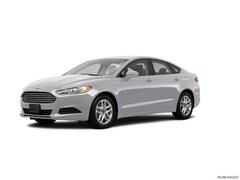 new 2015 Ford Fusion SE Sedan FWD for sale in Adrian, MI