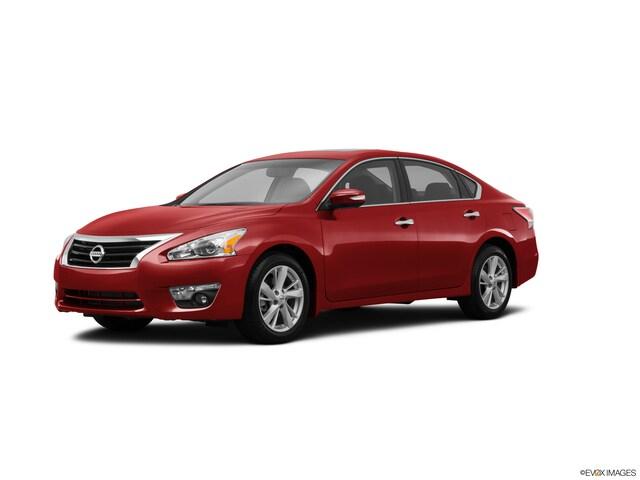 2015 Nissan Altima 2.5 SV Sedan [TEC, CLD, CNV] For Sale near Keene, NH