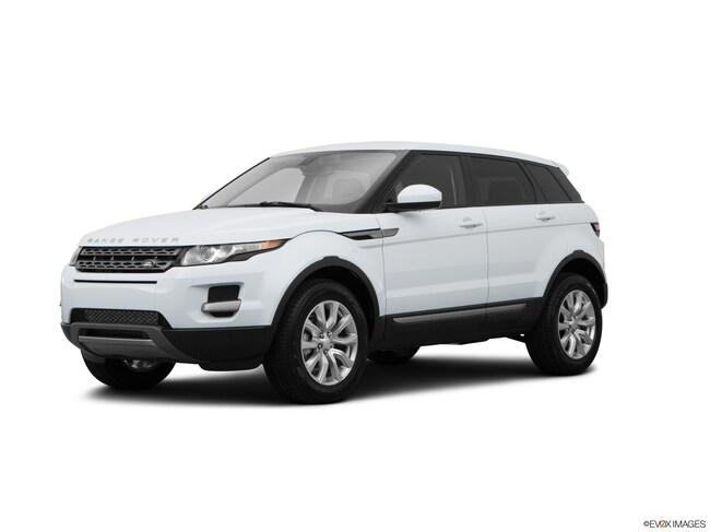 Used 2015 Land Rover Range Rover Evoque Pure SUV for sale in Irondale, AL