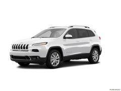 Used 2015 Jeep Cherokee Limited SUV in Alvin, TX